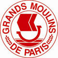 logo Grands moulins de Paris