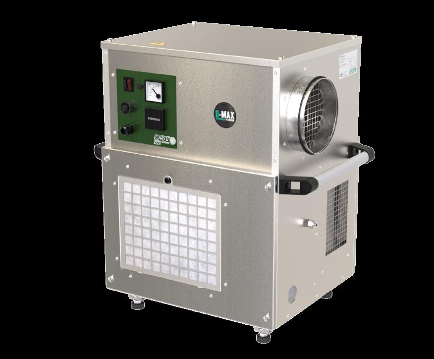 Déshumidificateur industriel AQ-30