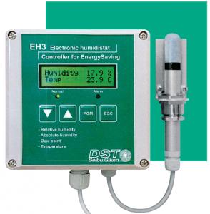 EH3 – Hygrostat et régulateur électronique