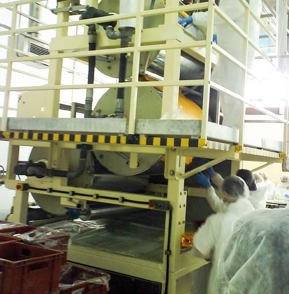 Production de fromage MILEX