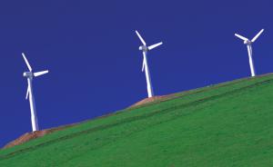 centrales éoliennes