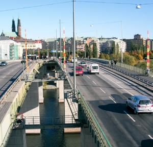 pont Liljeholm