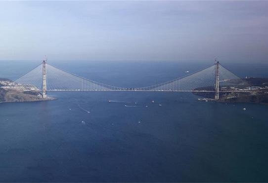 Déshumidificateurs Pont Yavuz Sultan Selim