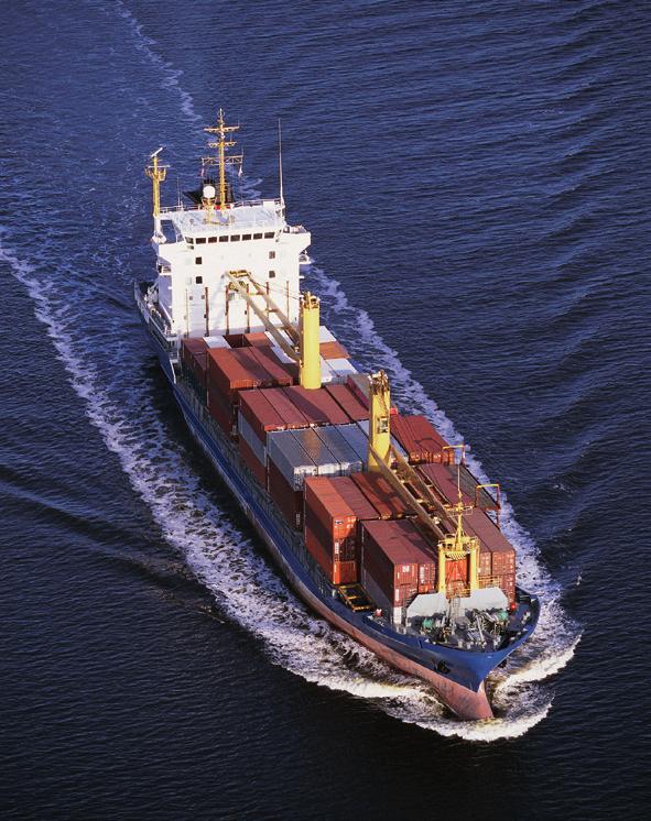 Air sec transport maritime