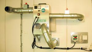 appareil DR-010B avec hygrostat EH-4