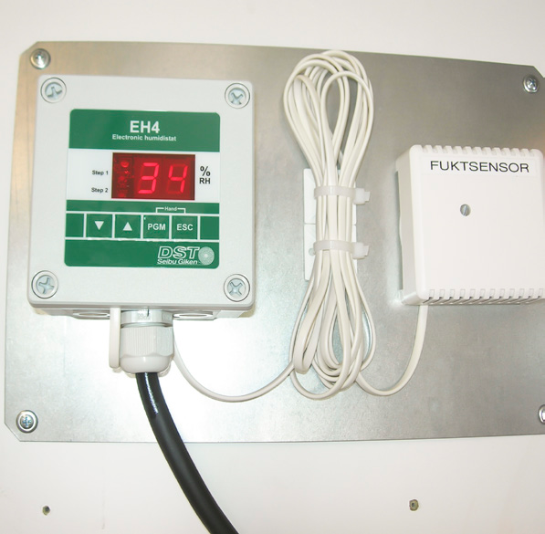 Hygrostat électronique EH-4