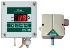 Détails de l'hygrostat électrique EH-4