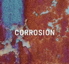 Effet corrosion
