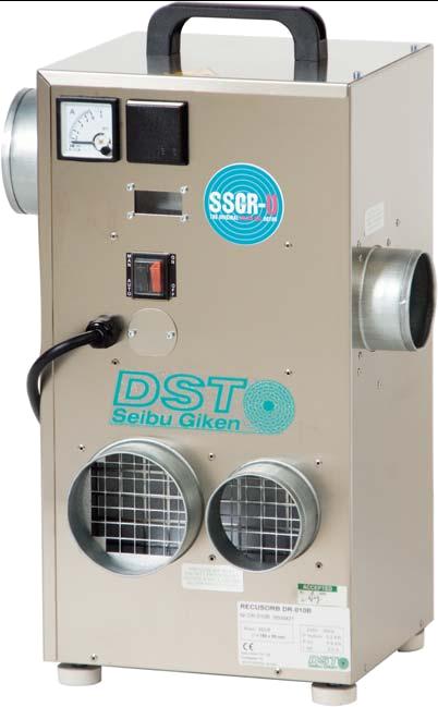 Déshumidificateur industriel DR-010B
