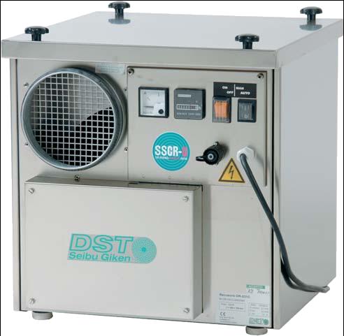 Déshumidificateur industriel DR-31