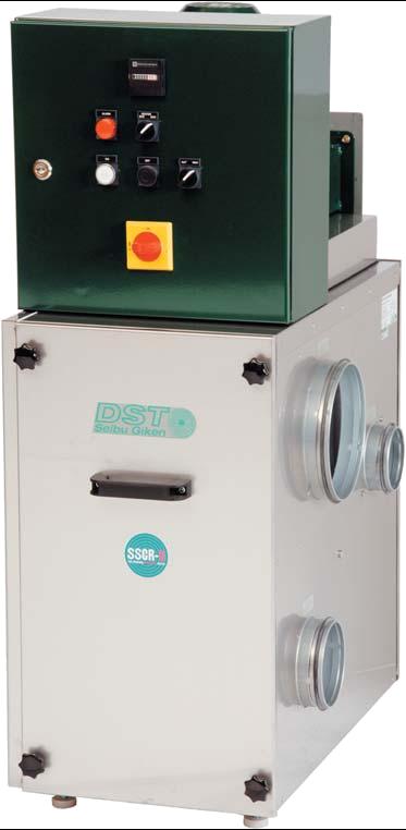 Déshydrateur industriel R-060BR