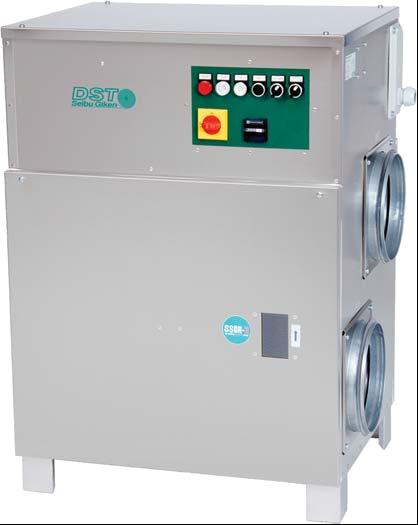 Déshumidificateur industriel R-51R/61R