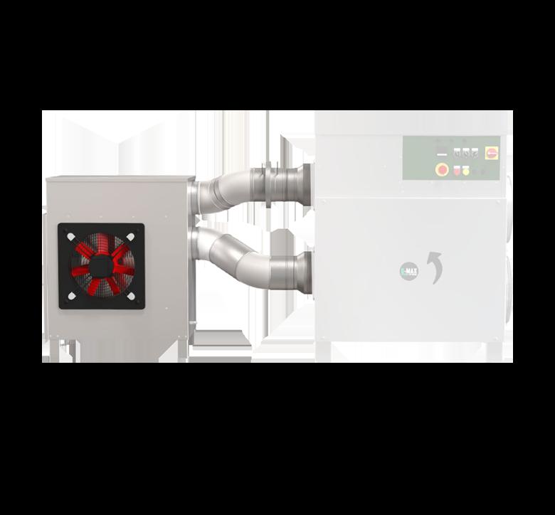 Accessoire déshumidificateurs condenseur WAC 40