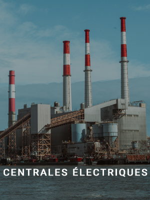 humidité centrales électriques