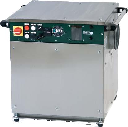 Déshumidificateur industriel DR-50R